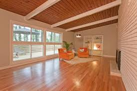 mid century modern flooring home design ideas and pictures
