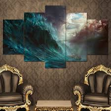 Surf Home Decor by Online Get Cheap Surf Wave Aliexpress Com Alibaba Group