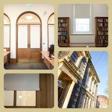 window blinds for listed building refurbishment umbra shading