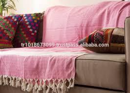 colorful cotton sofa blanket sofa cover cotton turkish sofa throw