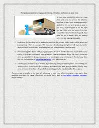 things to consider when you are moving interstate by youpack