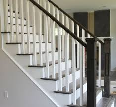 Stair Banister Rails Floor Amusing Banister Rails Cool Banister Rails Stair Railing