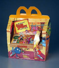 Make Your Own Toy Box Pattern by 105 434 Mcdonald U0027s Good Sports Happy Meal Box Advertising