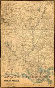 Map Louisiana by Louisiana Maps