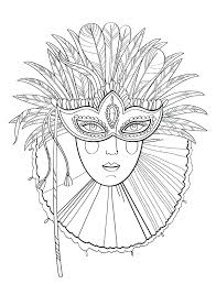 coloring pages halloween masks halloween mask coloring sheets page pages printable wisekids info