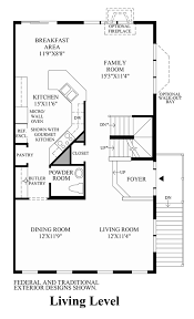 the enclave at arundelpreserve townhomes the easton home design