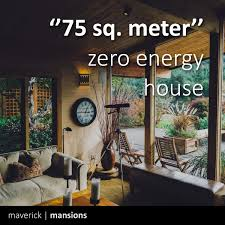 Energy House by 75 Square Meter Energy Study We Compared Normal Houses
