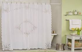 extra long fabric shower curtain liner pmcshop