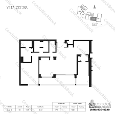 Skyline Brickell Floor Plans Search Villa Regina Condo Condos For Sale And Rent In Brickell