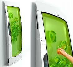 Cool Home Gadgets Futuristic Biopolymer Gel Fridge Stuffing Food And Gadget