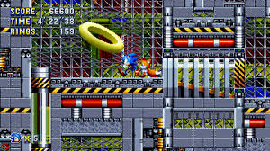 Planting Zone Map Sonic Mania Special Stages Guide How To Find The Giant Rings And