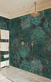 how to splash out on a statement bathroom