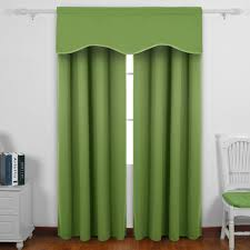 Green Eclipse Curtains Gorgeous Valances Window Treatments U2013 Ease Bedding With Style