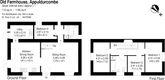 Old Farmhouse Floor Plans 5 Bedroom Semi Detached House For Sale In Appuldurcombe Wroxall