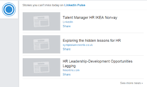 How To Post A Resume On Linkedin How To 4 Ways To Update Your Linkedin Status Career Sherpa