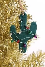 diy cactus ornament club crafted