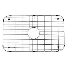 Stainless Steel Grid For Kitchen Sink by Shop Vigo 26 In X 14 375 In Sink Grid At Lowes Com
