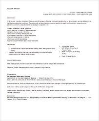 restaurant resume template restaurant resume templates geminifm tk