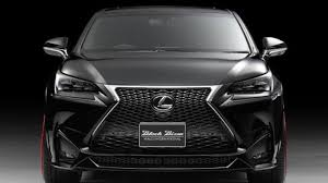 lexus truck nx wald international introduces their styling program for the lexus nx
