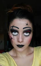 doll halloween makeup ideas halloween makeup makeup ideas and