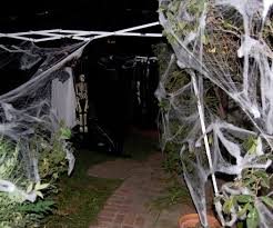 Haunted Backyard Ideas Haunted House And How I Made It