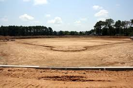 Home Plate Baseball by West Campus Athletic Complex Construction Pictures Francis Marion