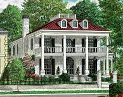 federal home plans federal style house plans