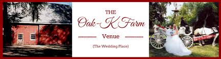 wedding venues in lakeland fl oak k farm the wedding place in lakeland fl