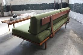 Mid Century Daybed Mid Century Daybed Green Matt And Jentry Home Design