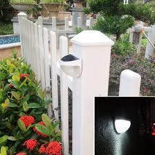 Solar Powered Fence Lights - best 25 solar powered lights ideas on pinterest solar powered