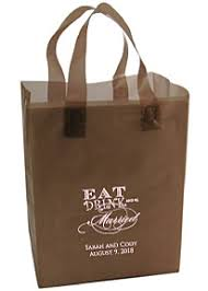 personalized wedding gift bags design your own wedding guest gift bags candy buffet and donut