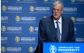 the koch brothers have radically changed american politics the