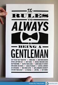 Gentleman Meme - a gentlemanly proposal event prize clawback war robots forum