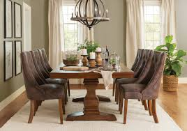 Wooden Dining Table Chairs Lark Manor Parfondeval Extendable Wood Dining Table Reviews