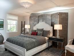 romantic gray bedrooms