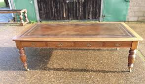 Antique Boardroom Table Antique Furniture Warehouse Large Antique Oak Desk