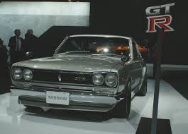 nissan hakosuka gt r nyias the evolution of gt r shown within 1 000 square feet