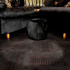 engineered parquet flooring glued wenge textured crocodile