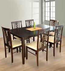 Dining Room Table 6 Chairs Impressive Dining Room Table With 6 Chairs Stylist And Luxury