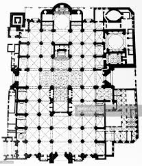 Roman Floor Plan by Cathedral Of Seville Floor Plan Pictures Getty Images