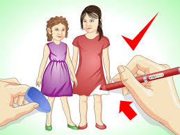 how to draw children 7 steps with pictures wikihow