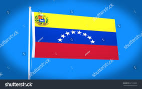 Flag Venezuela National Flag Venezuela Stock Illustration 637102885 Shutterstock