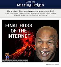 Know Your Meme The Game - know your meme if the internet was a video game who would be the