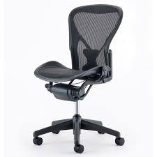 Desk Chair Herman Miller Buy Used Herman Miller Aeron Armless Chair