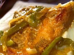 lowcountry smothered pork chops recipe paula deen food network