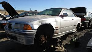 auto junkyard germany junkyard find 1996 bmw e36 328i convertible