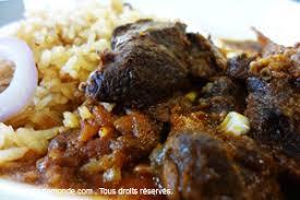 cuisiner le cabri zoom sur haiti ragoût de cabri