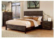 Rustic Wooden Bedroom Furniture - rustic bedroom furniture ebay