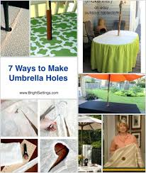 patio table cover with umbrella hole patio table cover with umbrella hole tablecloth zipper glass ring