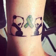simple panda tattoo pictures to pin on pinterest tattooskid